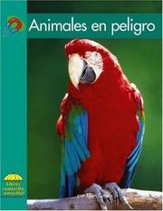 Animales En Peligro/animals in Danger PDF