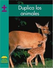 Duplica Los Animales/ Double the Animals PDF