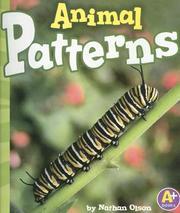 Animal Patterns (Finding Patterns) PDF