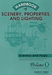 Handbook of scenery, properties, and lighting PDF