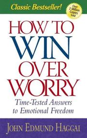 How to Win over Worry PDF