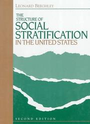 The structure of social stratification in the United States PDF