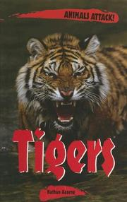 Cover of: Tigers / [by Nathan Aaseng] by Nathan Aaseng