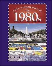 American History by Decade - The 1980s (American History by Decade) PDF