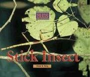 Bugs - Stick Insect (Bugs) PDF