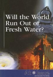 Will the World Run Out of Fresh Water? PDF