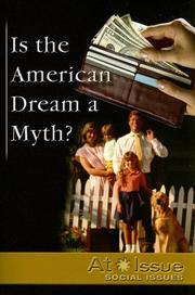 Is the American Dream a Myth? PDF