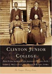 Clinton Junior College(SC)(College History Series)