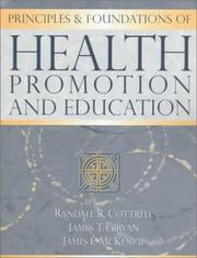 Principles & foundations of health promotion and education PDF