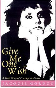 Give Me One Wish PDF