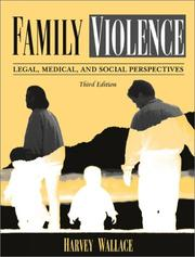Family Violence by Harvey Wallace