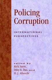Policing Corruption PDF