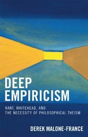 Deep Empiricism PDF