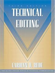 Technical editing PDF