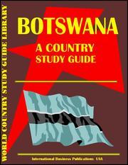 Botswana Country Study Guide