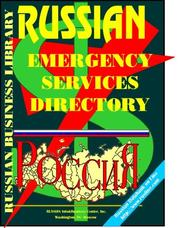 Russian Emergency Services Directory (Russian Business Library) PDF