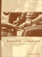 Technology for inclusion by Mary Male