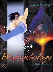 Biopsychology by John P. J. Pinel
