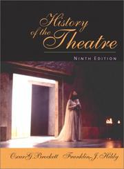 History of the theatre PDF