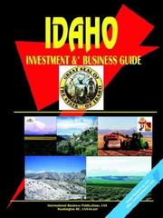 Idaho Investment & Business Guide PDF
