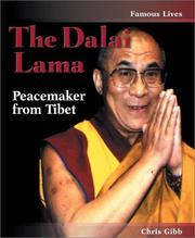 The Dalai Lama by Christopher Gibb