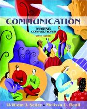 Communication by William J. Seiler