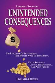 Learning to Avoid Unintended Consequences PDF