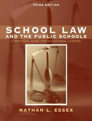 School law and the public schools PDF