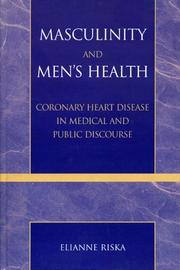Masculinity and Men's Health PDF