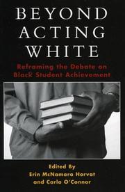 Beyond Acting White PDF