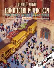 Educational Psychology by Robert E. Slavin