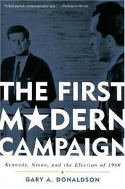 The first modern campaign PDF