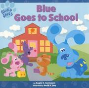 Blue Goes to School (Blue's Clues) PDF