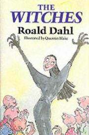 Cover of: The Witches by Roald Dahl