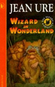 Cover of: The Wizard in Wonderland (Racers) by Jean Ure