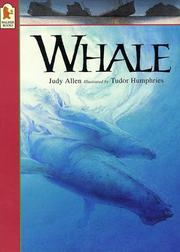 Whale (Animals at Risk) PDF