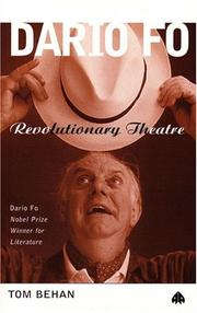 Dario Fo by Tom Behan