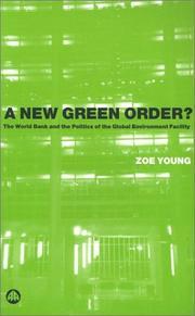 A New Green Order? PDF
