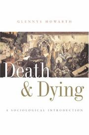 Death and Dying PDF