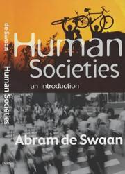Human societies PDF