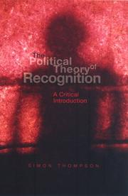 Political Theory of Recognition PDF