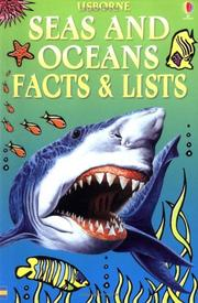 Seas and Oceans (Facts & Lists) PDF