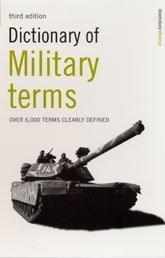 Dictionary of Military Terms (Dictionary) PDF