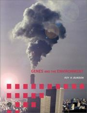 Genes and the environment PDF