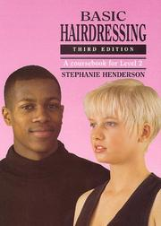 Basic Hairdressing by Stephanie Henderson