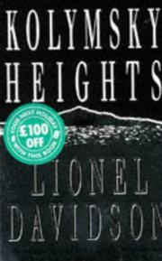 Kolymsky Heights by Lionel Davidson
