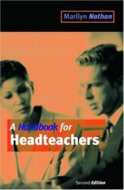 Handbook for Headteachers (Formerly Survival Guide) PDF
