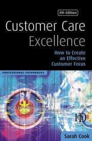 Customer Care Excellence PDF