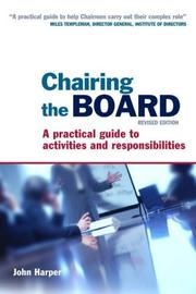Chairing the Board PDF