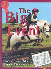 The Big Event (Me & My Pony) PDF